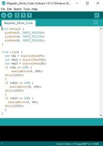 Uploading Code to Arduino Nano