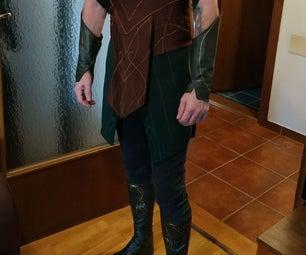 Legolas Greenleaf Costume From Hobbit