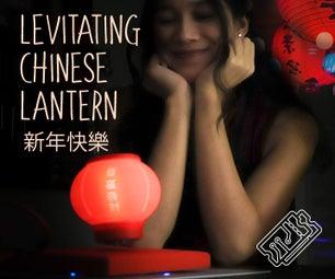 Levitating Chinese Lantern