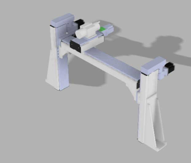 Picture of Small Upright CNC