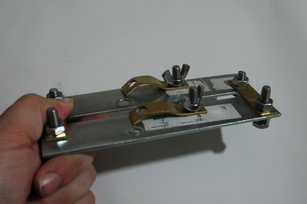 Picture of Step 4 - Making the Umbrella Clamps.