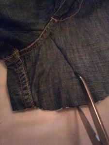 Cutting the Crotch.