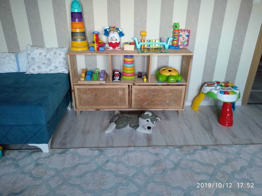 Picture of Toy Cupboard