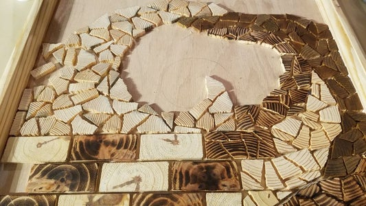 Doing the Mosaic Work