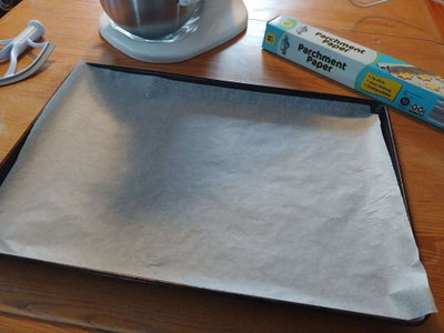 Preparing Your Baking Sheets