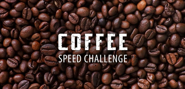Coffee Speed Challenge