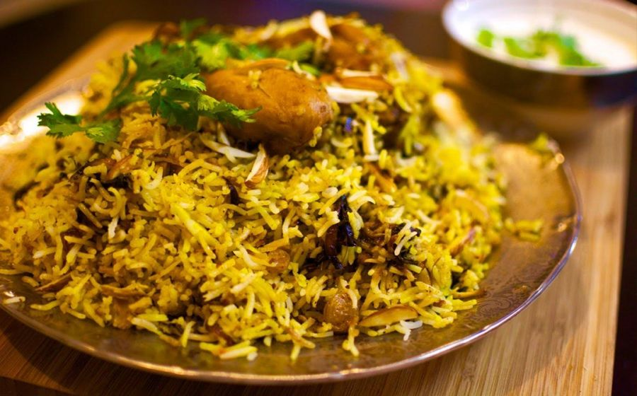 Picture of Karachi Chicken Biryani