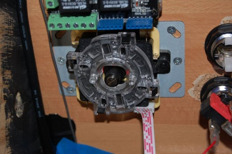Wiring Buttons and Joysticks