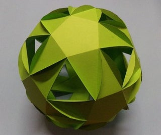 Make a Pythagorean Dodecahedron