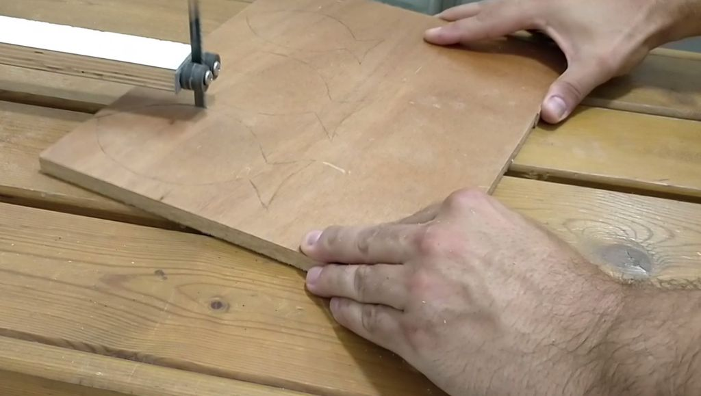 Picture of Cutting the Wooden Fish