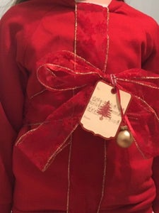 Add Gift Tag and Ornament With a Paper Clip