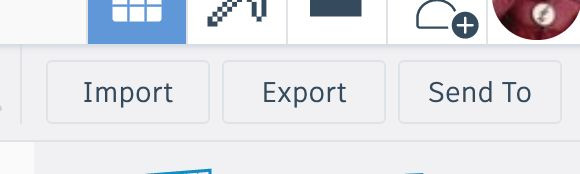 Exporting and Print Studio