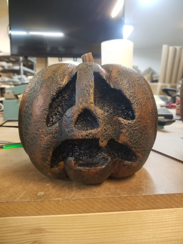 Picture of Rotten Pumpkins
