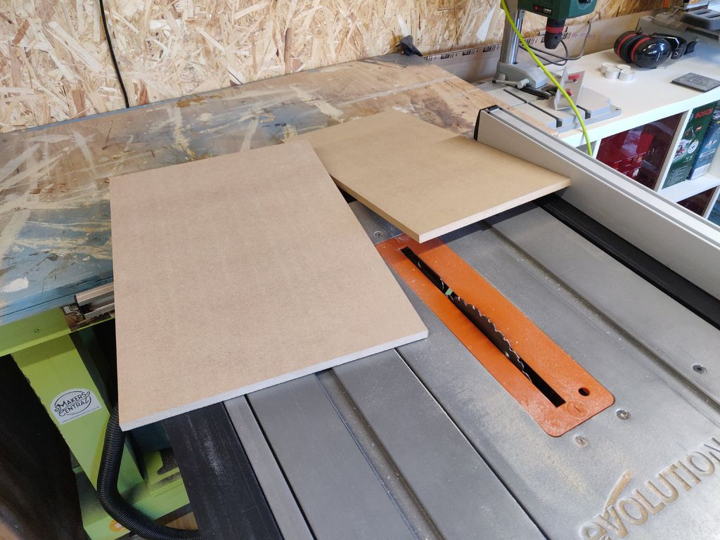Picture of Cutting the Base
