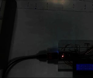 Measuring Distance With Ultrasonic Sensor Using Arduino and Printing on a 1602 LCD Display