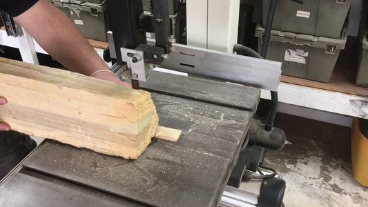 Cutting the Top and Bottom