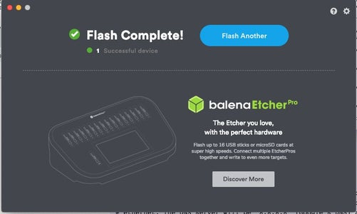 Download Raspbian and Flash the SD Card