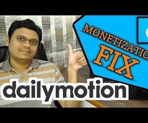 How to *PROPERLY* Enable Monetization in Dailymotion | Earn Money With Dailymotion Videos.