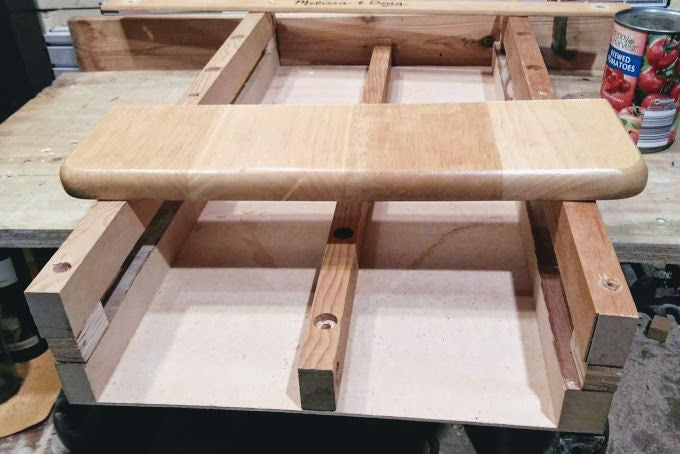 Picture of TV Tray Base
