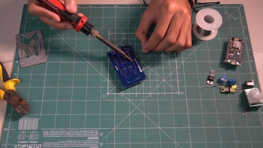 Soldering Everything: