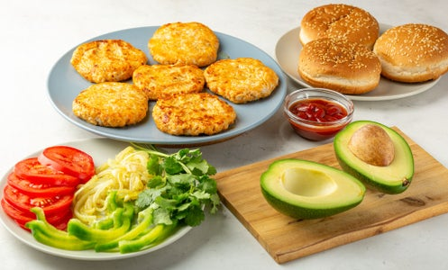 When Is a Good Time to Make Sweet Potato Turkey Burgers