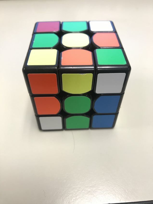 Picture of Solving the White Corners