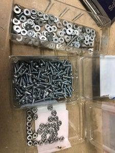 Assemble Frame and Motor Kit