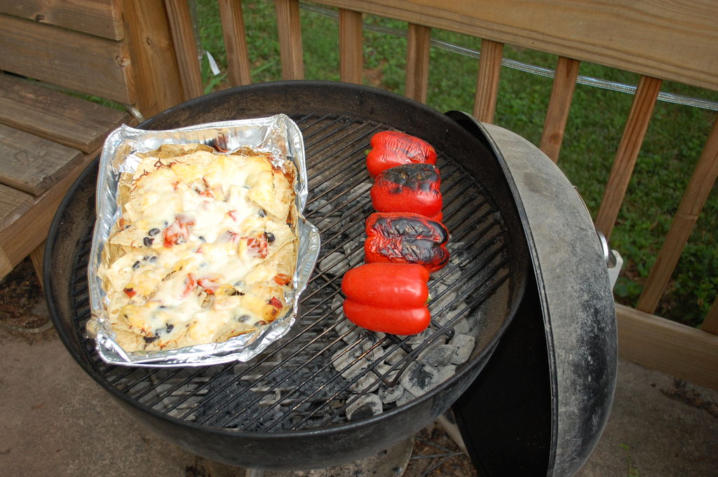 Picture of Grilled Nachos