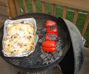 Grilled Nachos