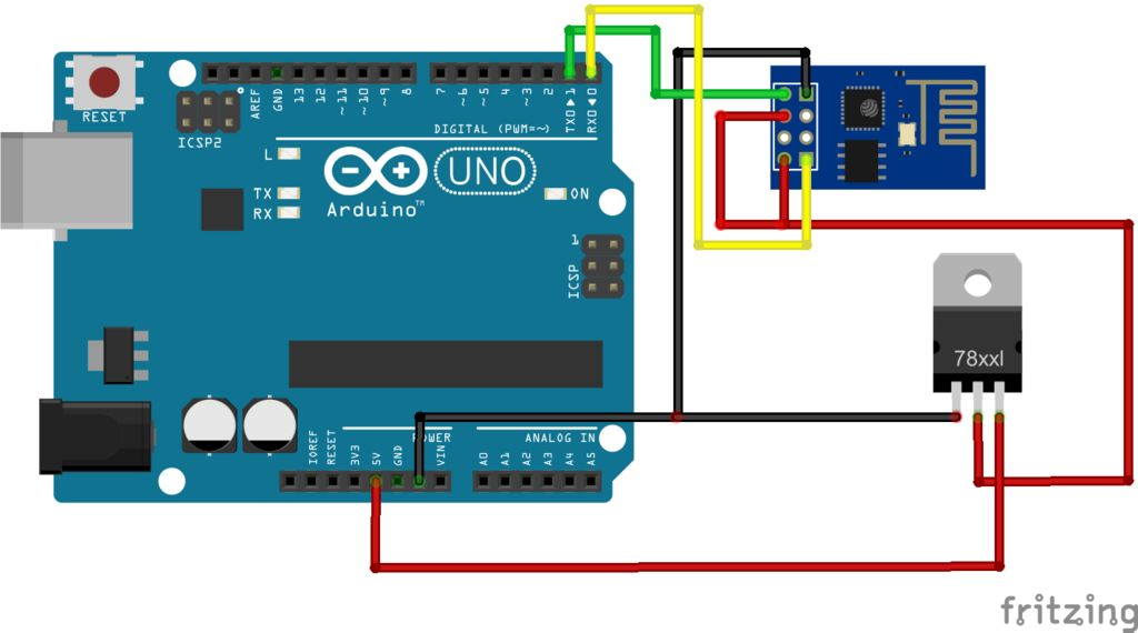 Arduino Esp8266 Post Data to Website: 6 Steps