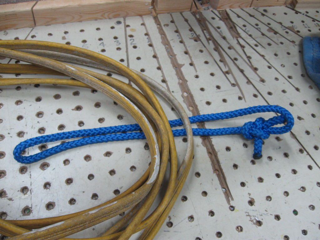 Picture of Looping a Cord