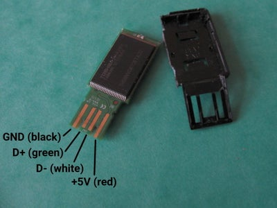 New USB Connector