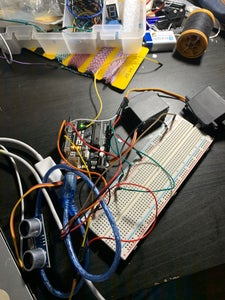 Test and Set Up the Circuit