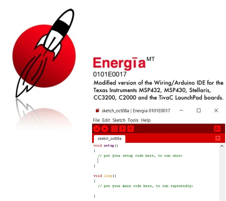 Picture of Energia IDE