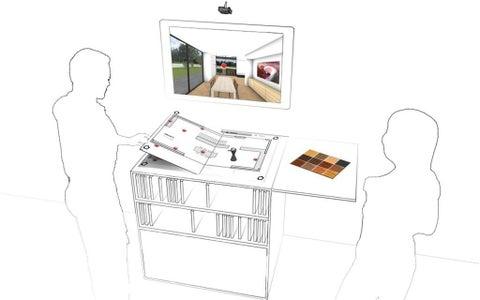 Setup - Floorplan Book With Camera