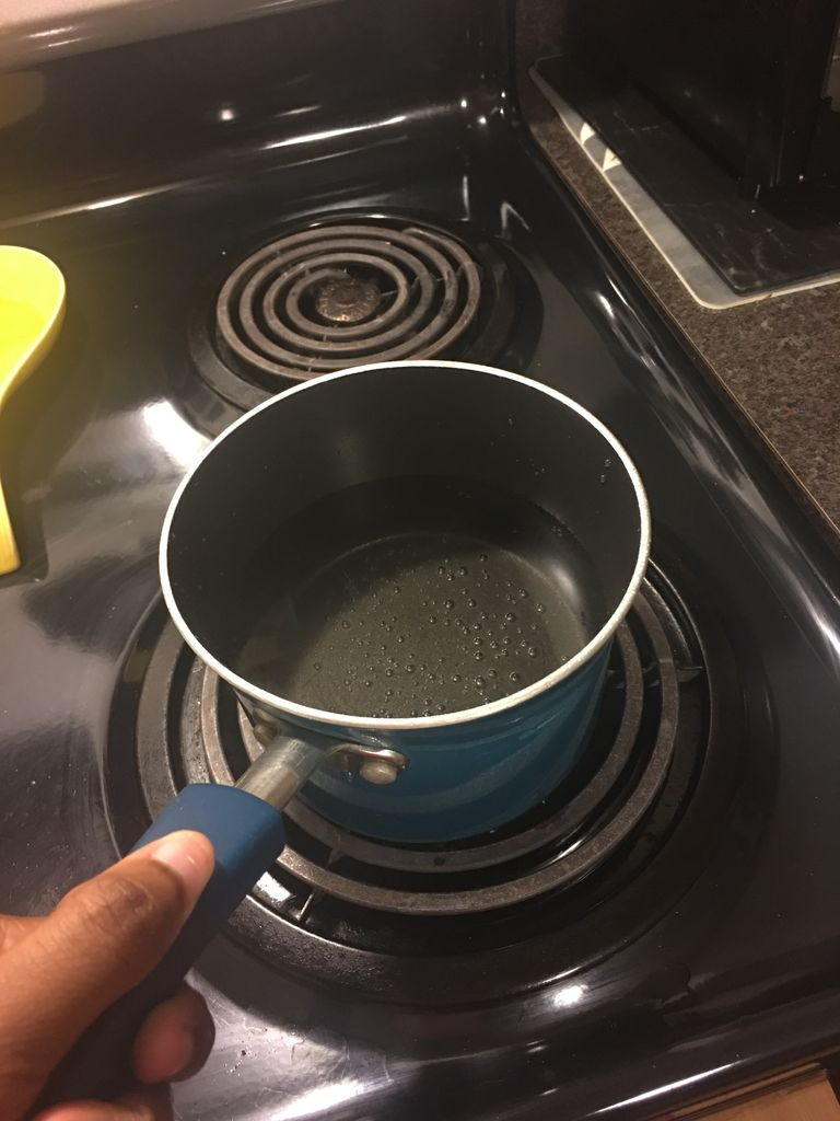 Picture of Refill Pot With Cold Water