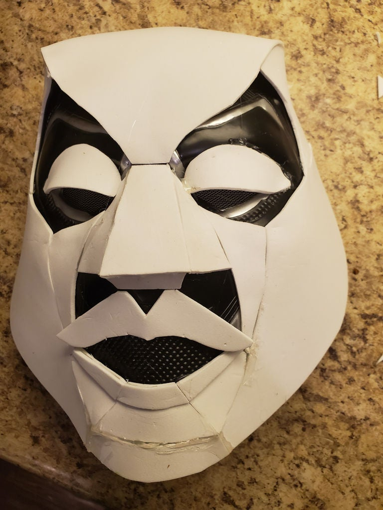 Picture of Mr Roboto Mask
