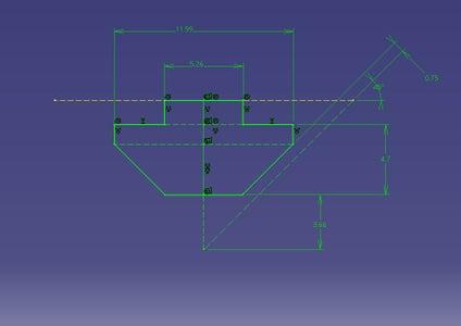 Model the 8020 T Slot Aluminum Frame