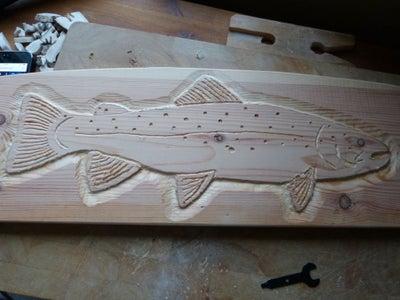 Carve the Trout
