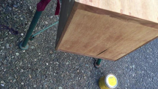 Stain With a Minwax Ipswich Pine 221