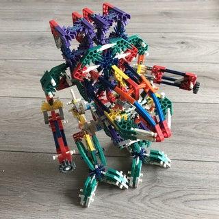 How to Make a Knex Robot