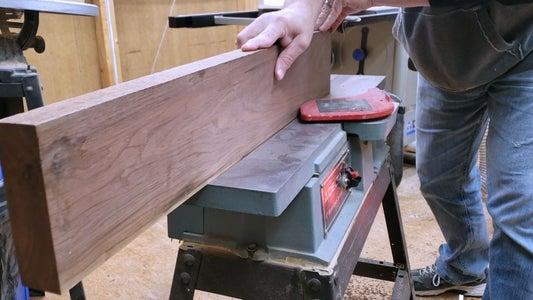 Break Down the Lumber.