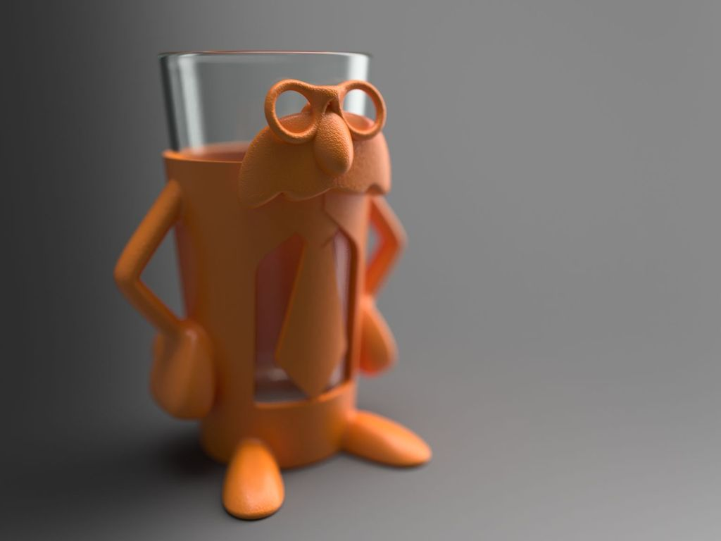 Picture of Professor Pint - Add Fun and Accessibility to Your Drinking!