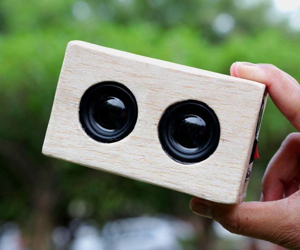 DIY 3 in 1 Mini Bluetooth Speaker