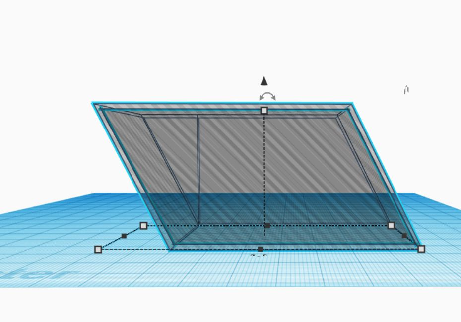 Picture of Hollow Out the Parallelepiped to Verify the Volume