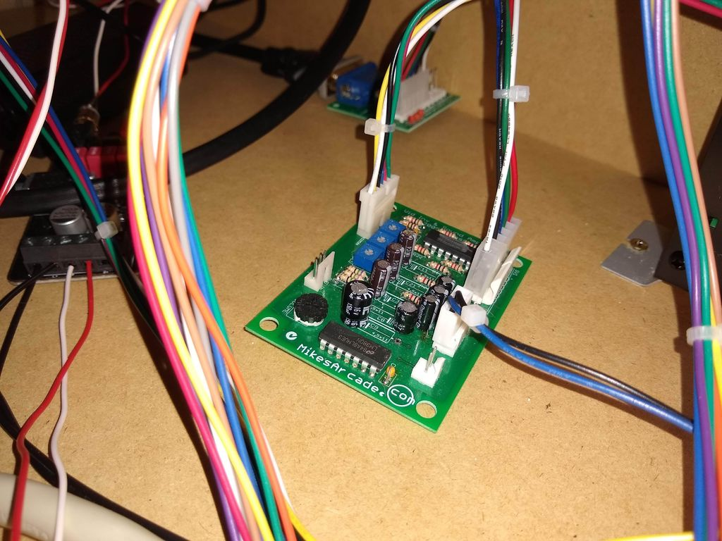 Picture of Color Inverter Board