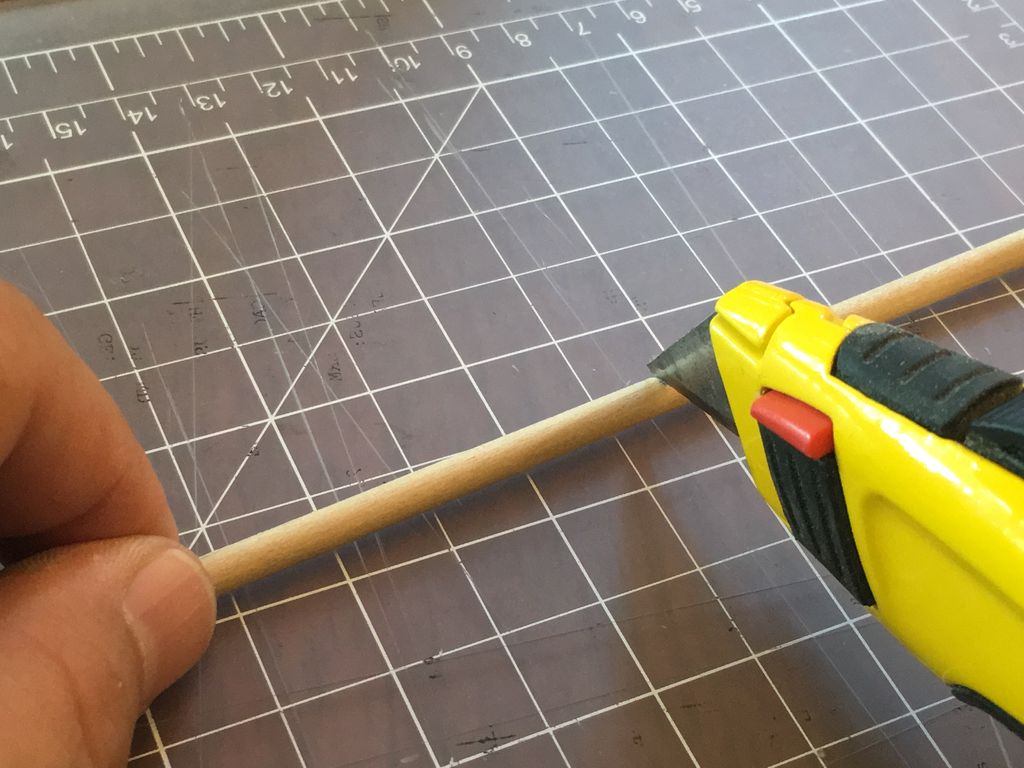 Picture of Cutting Dowels