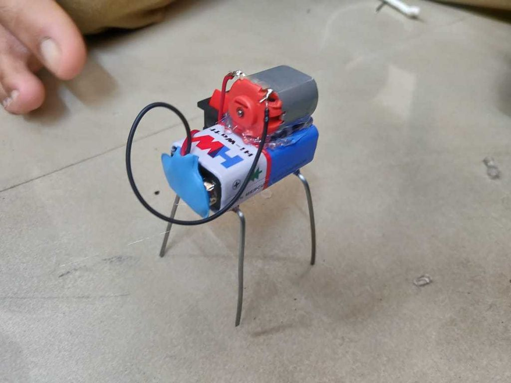 Picture of Vibration Robot
