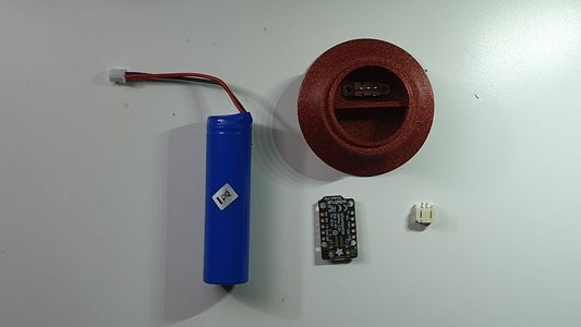 Preparing Electronics and Battery
