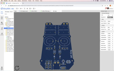 Designing the Printed Circuit  Board